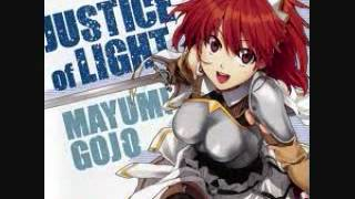 Justice Of Light - The Sacred Blacksmith