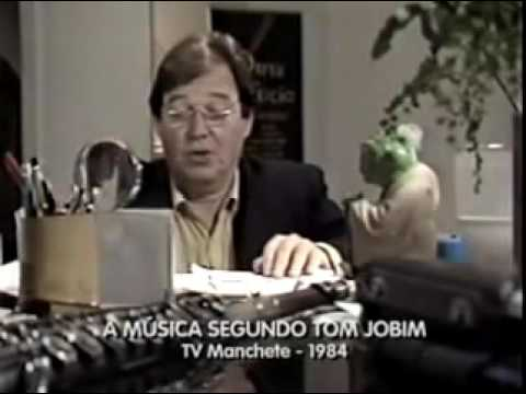 Tom Jobim interpreta Passarim - Especial TV Manchete 1984
