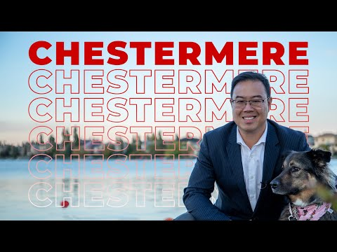 Chestermere Real Estate in Alberta – See what it's ALL about!