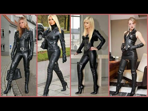 Absolutely Gorgeous Leather Long Shoes For Girls/ Ankle Boots Long Boots Ideas