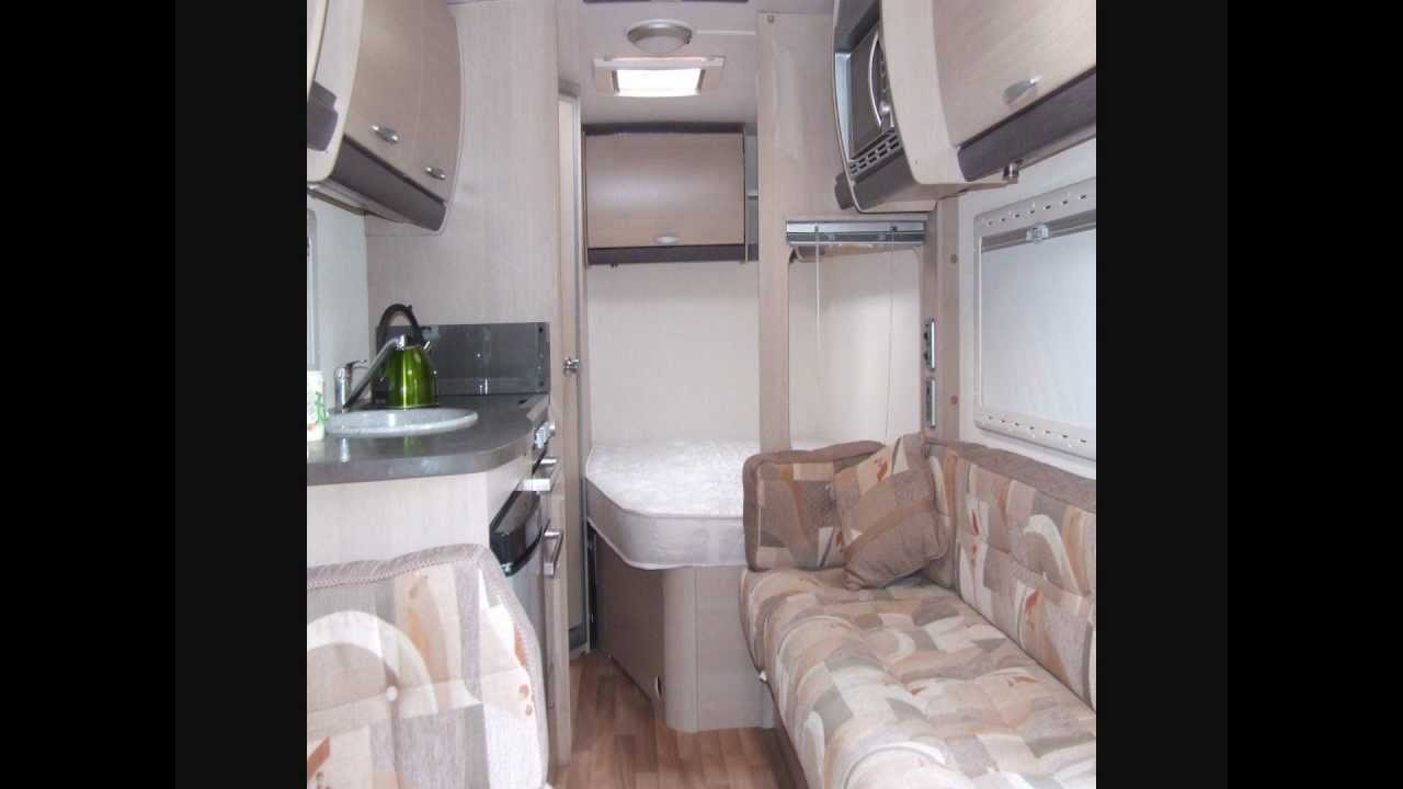 Minibus Conversion To Motorhome Youtube