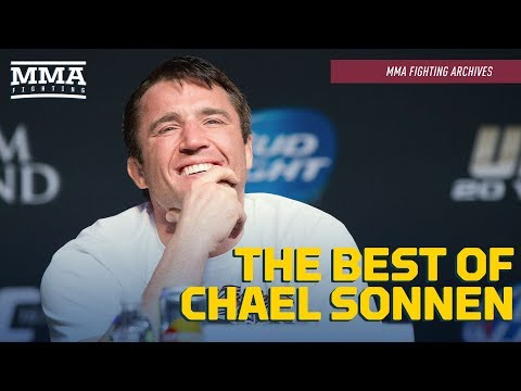 MMA Fighting Archives: The Best of Chael Sonnen - MMA Fighting