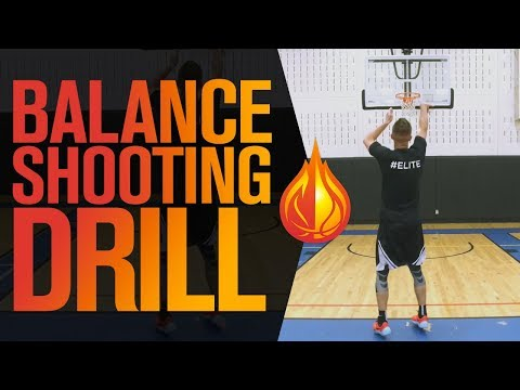 Basketball Shooting Drill: The Balance Series with Coach Alan Stein