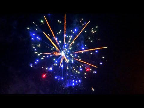4th of July Fireworks 2016