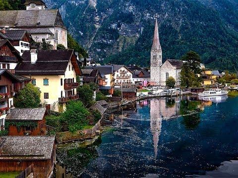Чудесный Гальштат. Австрийский рай.