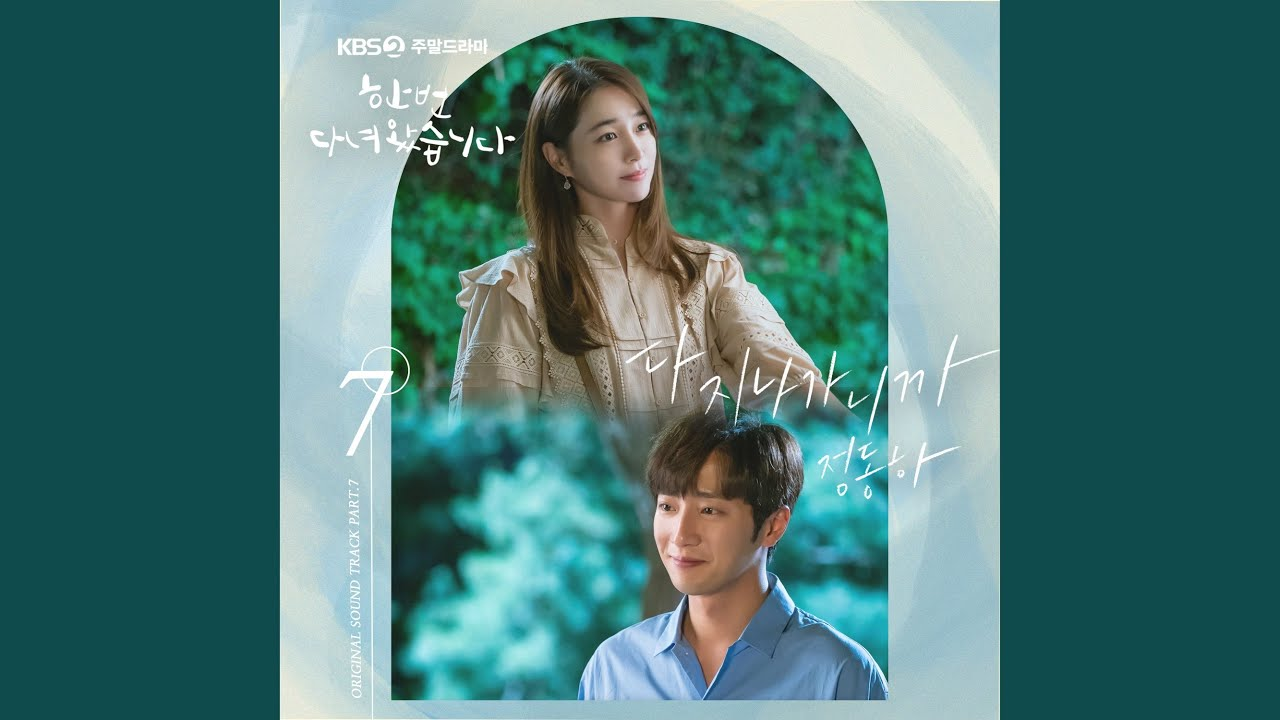 정동하 - Everything passes by (다 지나가니까) (한 번 다녀왔습니다 OST Part 7)