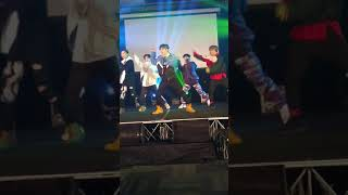 [180210] IN2IT hyung line bts mic drop cover dance at IN2IT fanmeeting in jakarta