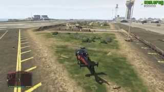 GTA 5 PC - Mission #31 - Cargobob (Offshore) [Gold Medal]