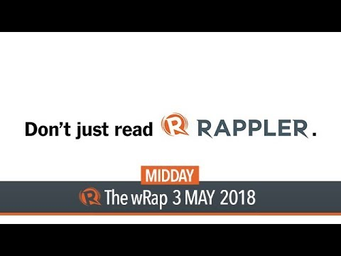 Rappler partners with Unesco, news groups for World Press Freedom Day