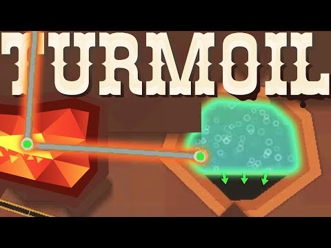 Turmoil The Heat Is On - Turning Oil Into Gas - Richest Ground Yet! - Turmoil Gameplay Highlights