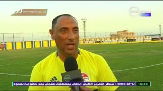 دوري dmc - تصريحات المدير الفني للاسيوطي بعد الفوز الكبير على نادي الجونة