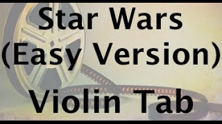 Video Learn Star Wars on Violin - How to Play Tutorial download MP3, 3GP, MP4, WEBM, AVI, FLV Juli 2018