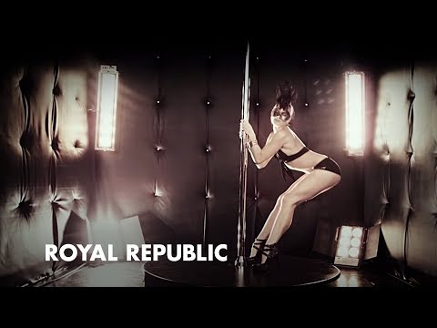 Royal Republic - Underwear (Official Music Video)