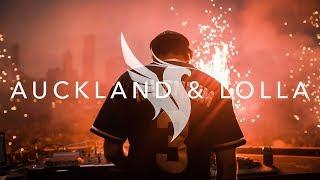 ILLENIUM &quotIgnite&quot Series - Auckland &amp Lollapalooza