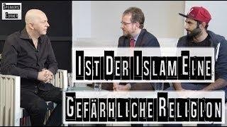 Ist der Islam eine gefährliche Religion? Die Muslime Andreas Rieger & Achim Seger im Gespräch