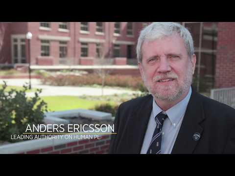 CNS 2017 Anders Ericsson