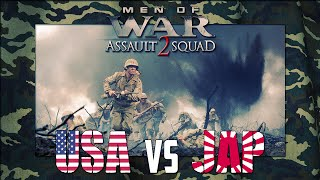 Men of War: Assault Squad 2: GSM XI - Iwo Jima Beach Assault