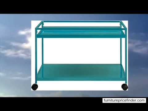 altra-furniture-2-shelf-rolling-metal-utility-cart-or-industrial-table-teal-finish