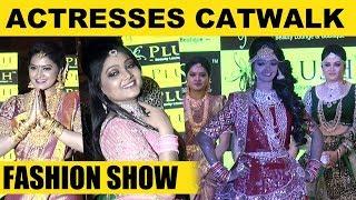 CatWalk Of Namitha, Rakshitha & Priyanka Make The Show Classy!