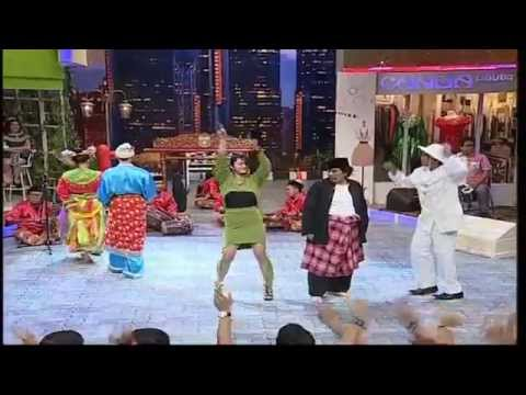 Dewi Persik Pokoke Joget - Canda Metropolitan MNCTV 10 Oktober 2014