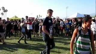 Warped Tour 2012 (Biggest pit at Warped Tour!)