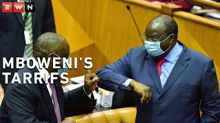Finance Minister Tito Mboweni delivered his much-anticipated hybrid Budget Speech on Wednesday, during which he outlined how citizens would be paying more for certain items.  #BudgetSpeech #Budget2021 #TitoMboweni