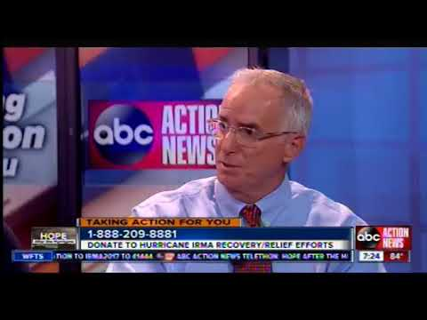 WFTS ABC Action News: Telethon for Tampa Bay Disaster Relief and Recovery Fund – Interview 1