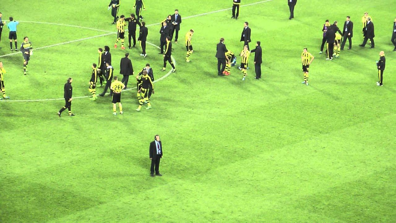 Wembley - Borussia Dortmund - Bayern München - Nur der BVB! Champions League London