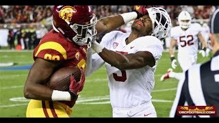Field level highlights from USC's Pac-12 Championship victory