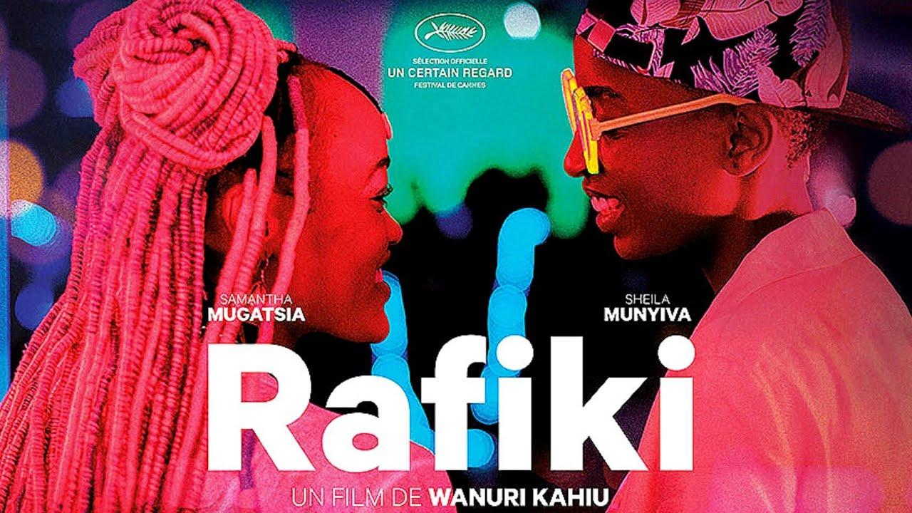 Image result for rafiki movie