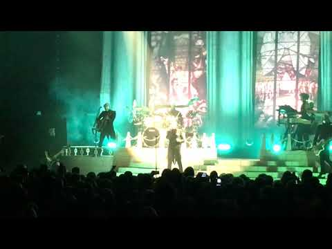 Ghost - If you have ghost + band intro + speech (Royal Albert Hall)
