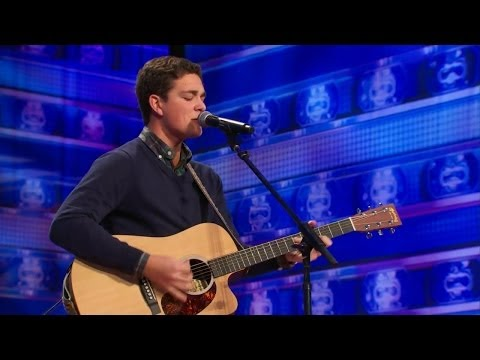 Thumbnail: America's Got Talent S09E01 Jaycob Curlee Awesome Singer TRY NOT TO CRY