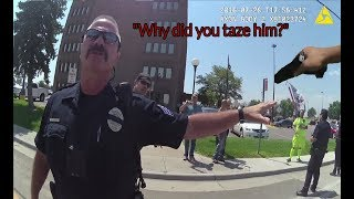 Cops Make $175,000 Mistake (Tazing Protester) |Condiotti-Wade Vs. Commerce City|