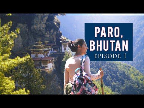 Solo In Paro Bhutan   Tiger's Nest Visit   Bhutan Travel Guide   Bhutan Series Ep 1   Tanya Khanijow  Travel & Events