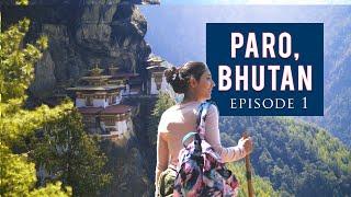 Solo in Paro Bhutan   Tiger's Nest visit   Bhutan Travel Guide   Bhutan Series Ep 1   Tanya Khanijow