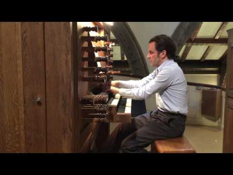 Blake Hargreaves Pipe Organ concert July 15 2017: I - Introit