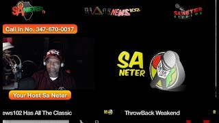 Open Line Sunday Night Live With Sa Neter , Ask Any Question You Have On Your Mind
