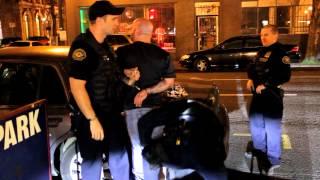 Gang Task Force makes an arrest