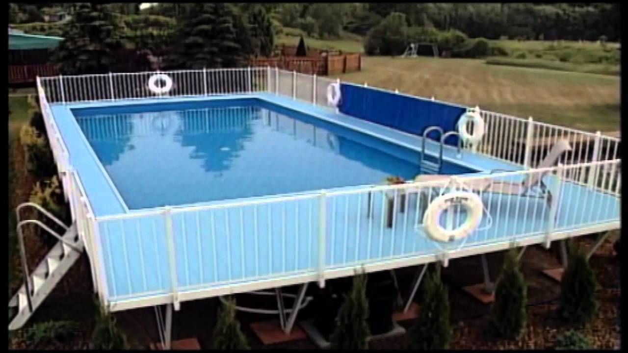 Kayak Swimming Pools Pool Reviews Best Pools In America Kayak Pool Above Ground Pool Youtube