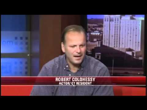 Robert Clohessy on FOX Morning , Talks about his film The Crimson Mask