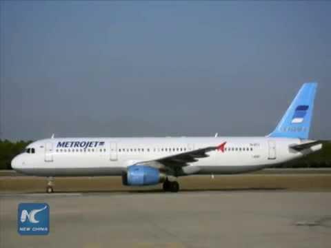 Egypt, Russia brush aside IS claim on plane crash