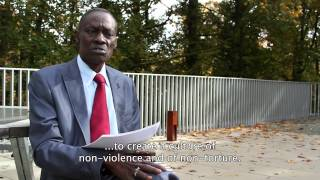 A meeting with Boubou Diouf Tall - Senegal