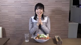 Repeat youtube video みやけ丼「ミス大食いが往く『ドカ盛りメシ』制覇の道」No.1