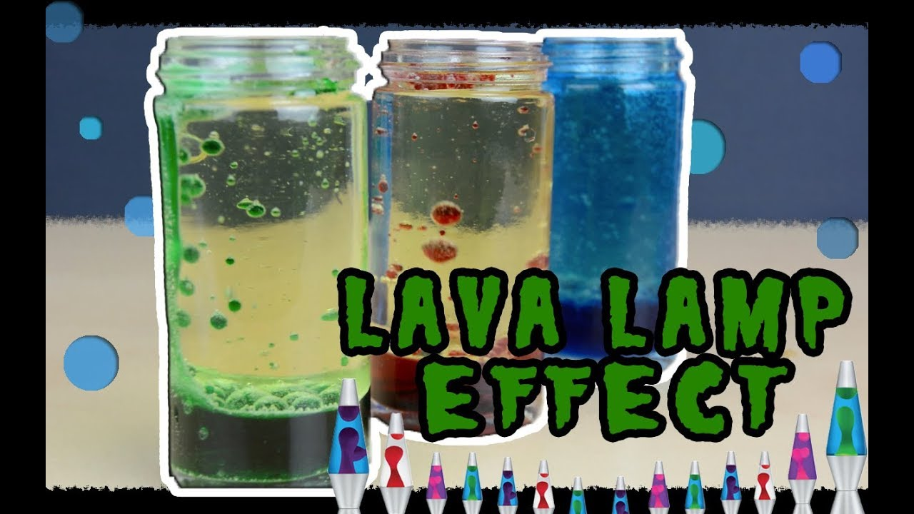 How to Make a Simple Lava Lamp