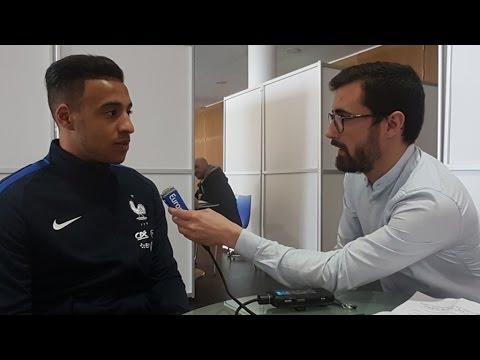 """Corentin Tolisso sur son arrivée chez les Bleus : """"Je sais que le travail paie"""""""