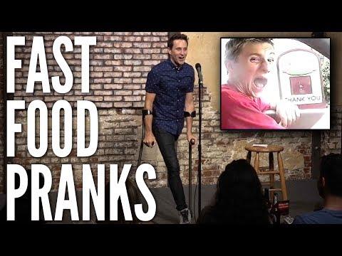 FAST FOOD PRANKS
