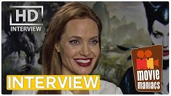 Maleficent | Angelina Jolie Exclusive Interview (2014) GEWINNSPIEL