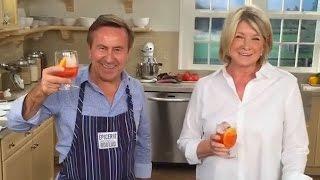 Martha and Chef Daniel Boulud Make Ratatouille - Martha Stewart