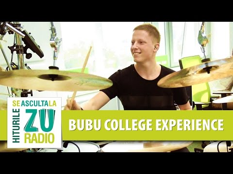 Bubu College Experience - Odd Soul (Live la Radio ZU)