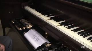 Rachmaninoff Plays His Own Prelude in C# Minor on the Player Piano